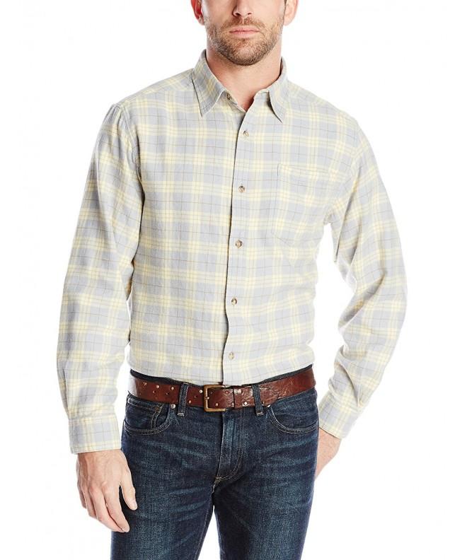 Mountain Khakis Flannel Shirt Medium