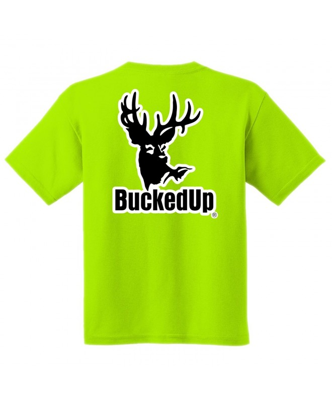 BuckedUp Color Short Sleeve X Large