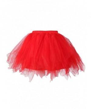 Satinior Vintage Petticoat Crinolines Ballet