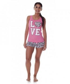 Sleep Co Printed Sleepwear Heather