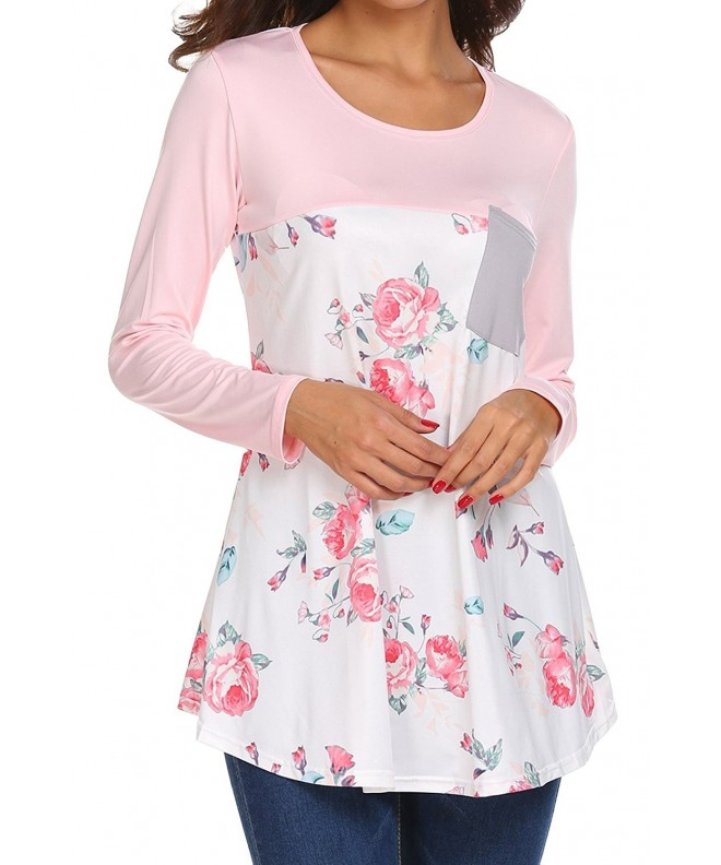 Floral Easther Womens Sleeve Casual