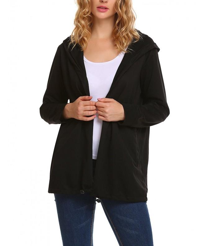 Womens Casual Sweatshirt Sleeve Hoodie