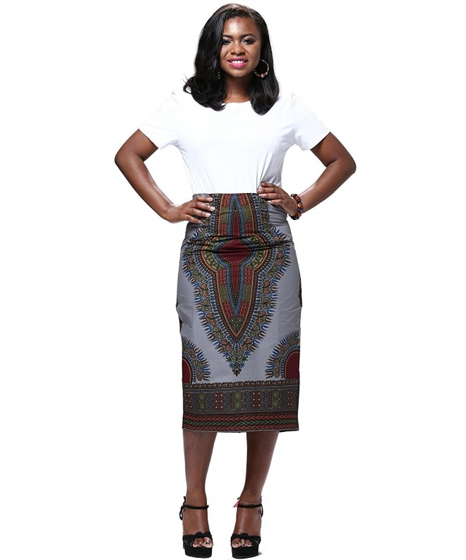 Shenbolen Womens African Traditional X Large