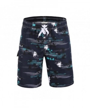 Yete Trunks Swimwear Shorts Printed