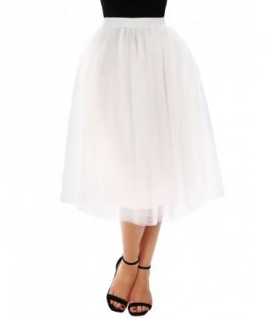 FISOUL Womens Skirt Short Length
