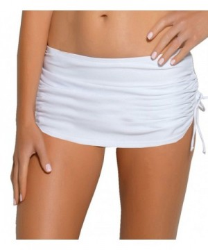ebuddy Bikini Drawstraing Bottoms White M