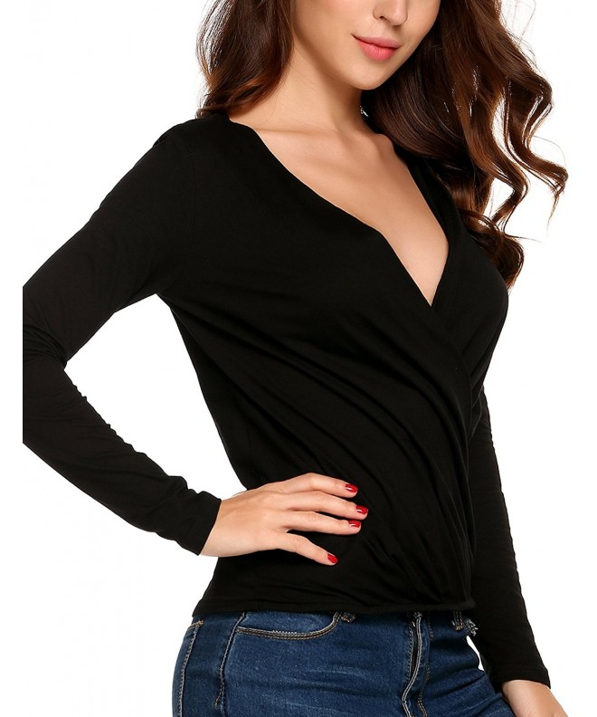 Women Casual Cotton Sleeve Blouse