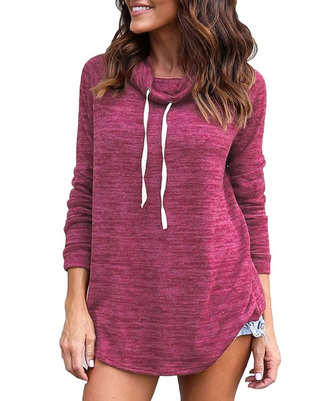 Almaree Lightweight Active Pullover Blouse