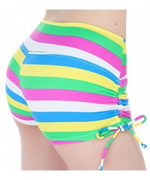Fashion Stretch Swimsuit Adjustable Colourful