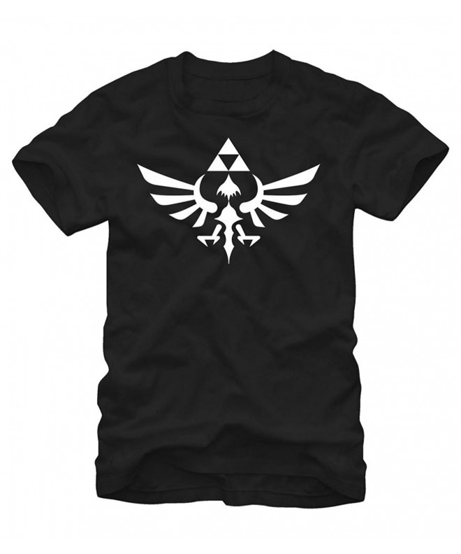 Legend Zelda Triumphant Triforce Shirt