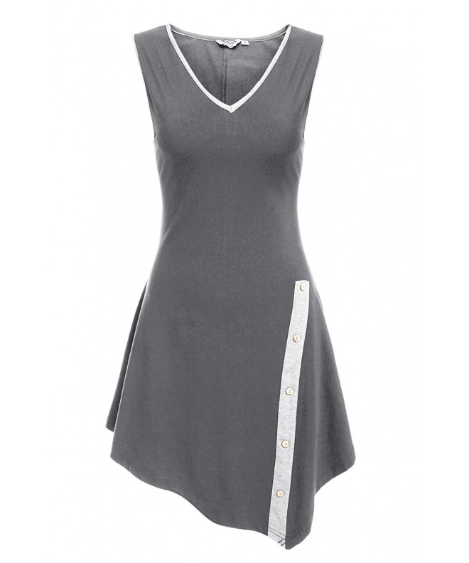 Hotouch Womens Everyday Sleeveless Strethy