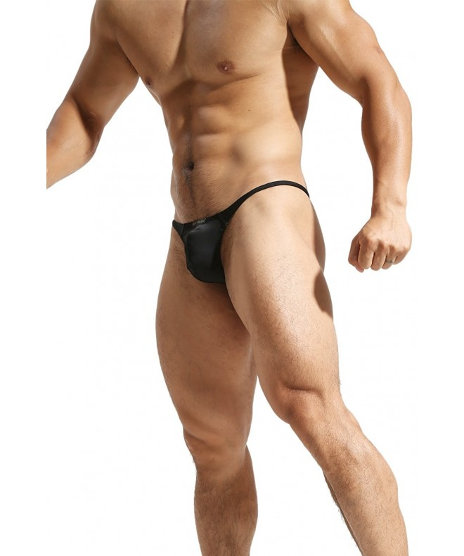 Ouber Bodybuiding Sports Briefs Underwear