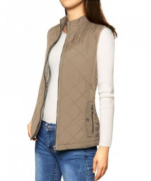2018 New Women's Outerwear Vests Clearance Sale