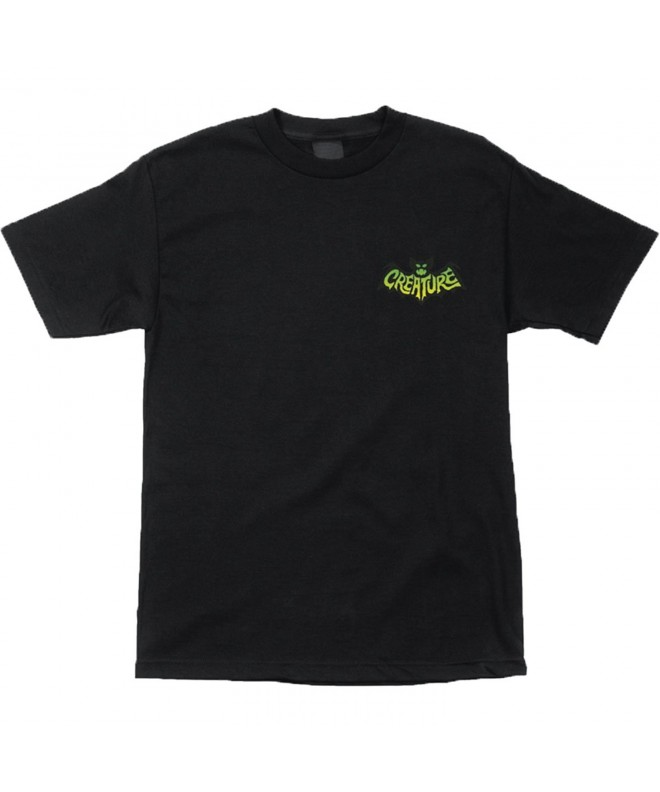 Creature Batty Regular Short Sleeve Shirts