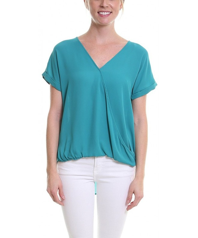 Pier 17 Blouse Lightweight Breathable
