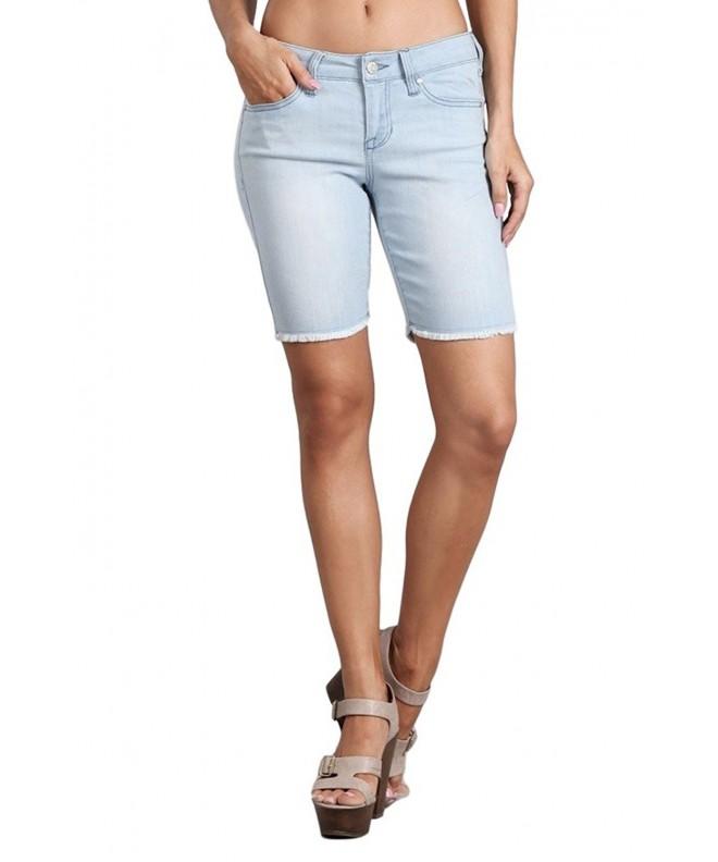 Celebrity Pink Jeans Stretch Bermuda
