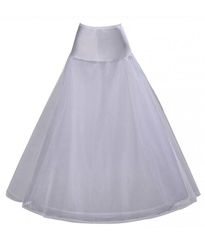 V C Formark Bridal Petticoat Underskirt Dresses