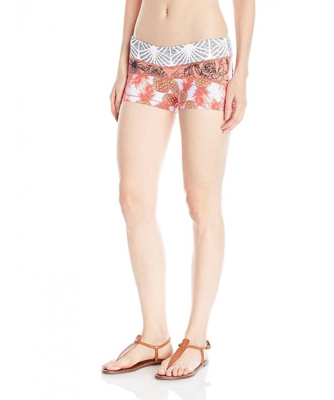 Maaji Womens Peaches Beaches Shorts