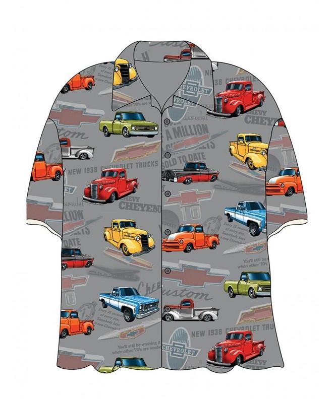 David Carey Chevy Trucks Button