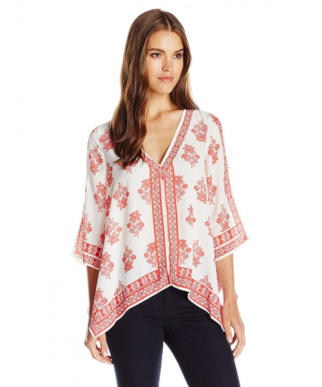 Jealous Tomato Womens Prnted Floral