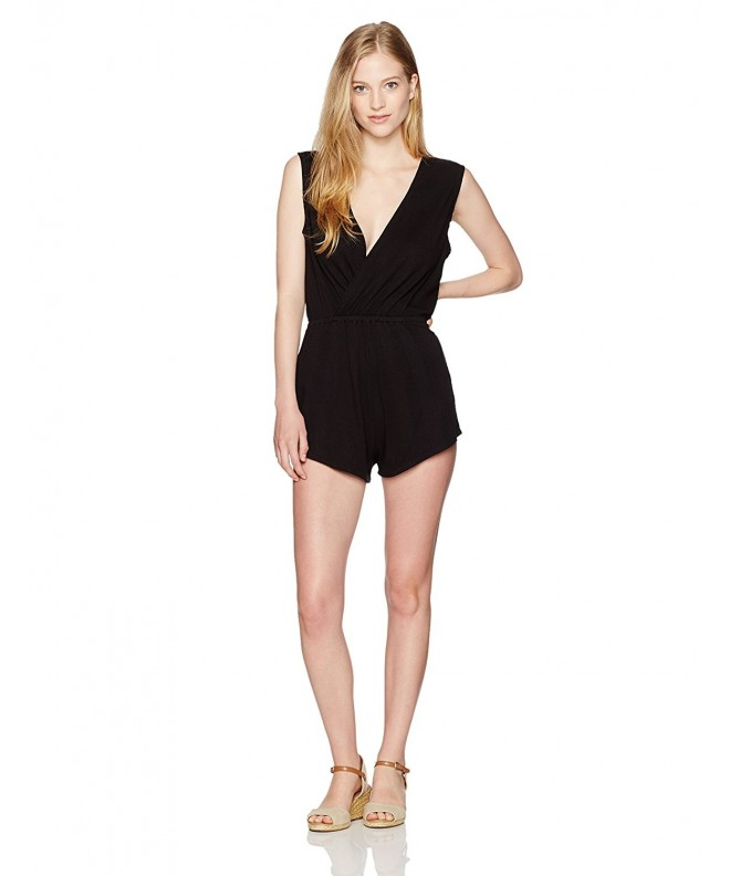 RVCA Womens Easy Jumper Black