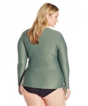 Cheap Designer Women's Rash Guards Shirts Clearance Sale