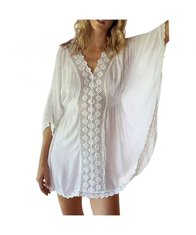 ZINPRETTY Coverup Clothes Shoulder Swimsuit