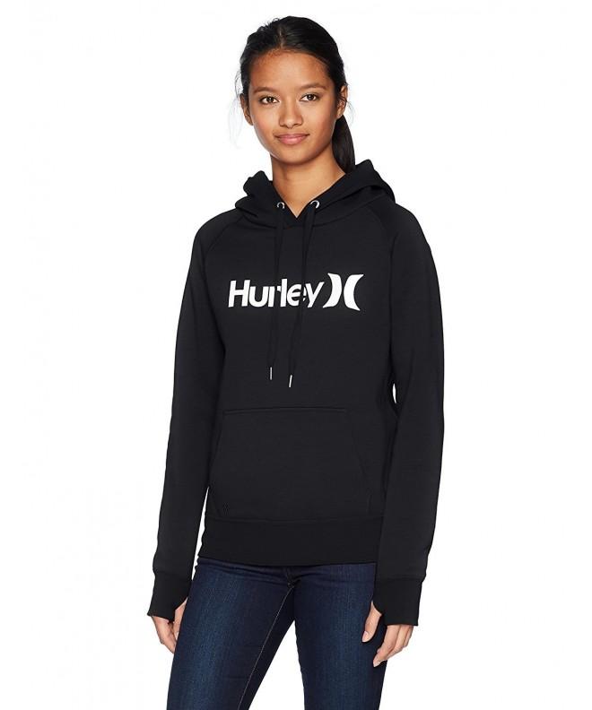 Hurley Womens Apparel Kangaroo Pocket