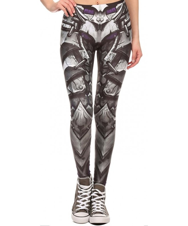 THENICE Womens Deadpool Elasticity Leggings