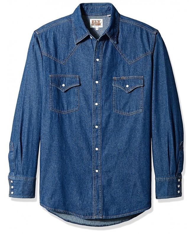 Ely Walker Sleeve Western Shirt