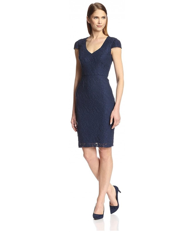 Society York Womens Sheath Dress