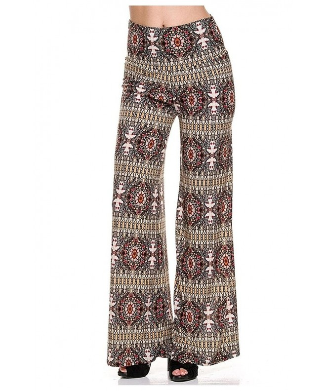 G2 Chic Printed Waisted Stretch