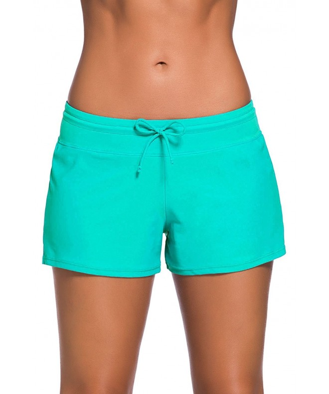 Women Swim Boardshort M Mini