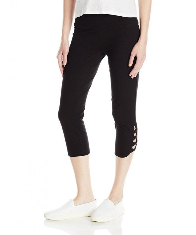 SLIM SATION Womens Petite Pull Legging