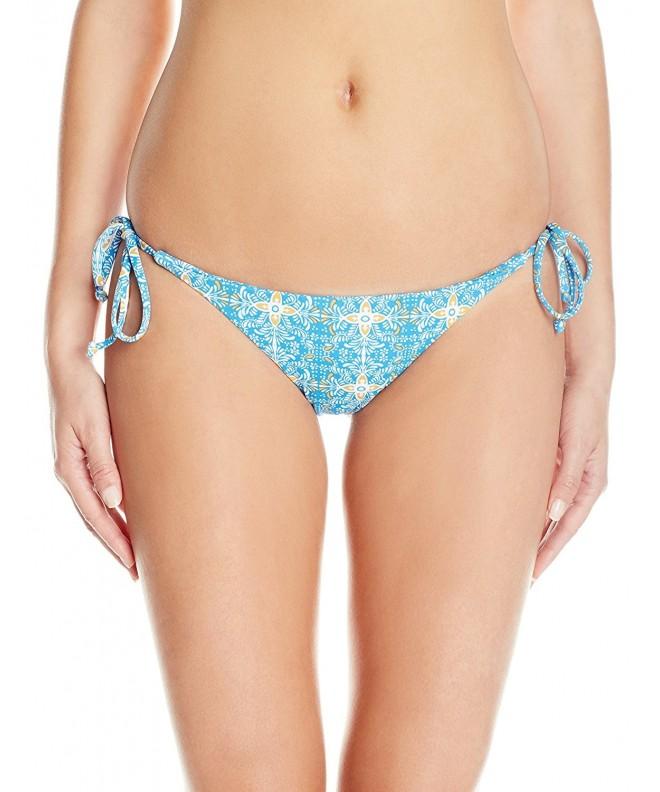 Volcom Womens WallFlower Bikini Bottom