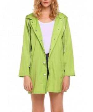 Fashion Women's Raincoats