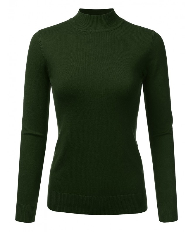 JJ Perfection Womens Sleeve Sweater