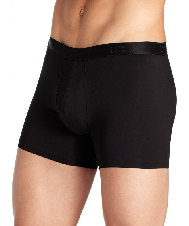 Derek Rose Stretch Trunk Black