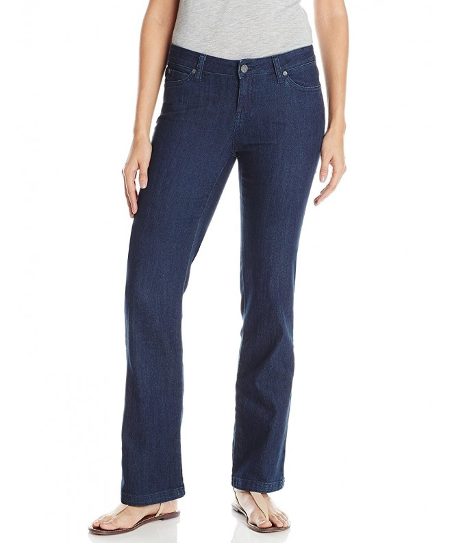 prAna Womens Jean Short Inseam Indigo