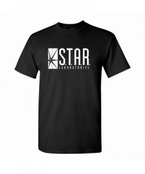 Star Labs Adult T Shirt Black