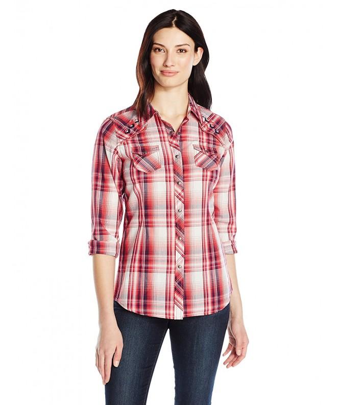 Ariat Womens Sleeve Shirt Multi