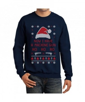 Tstars HO HO HO Christmas Sweatshirt XX Large