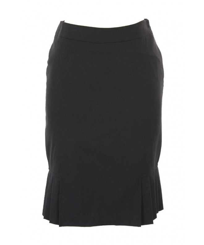 Tahari ASL Knife Pleat Skirt