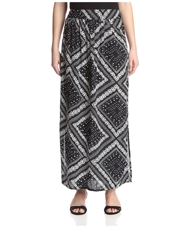 James Erin Womens Printed Skirt