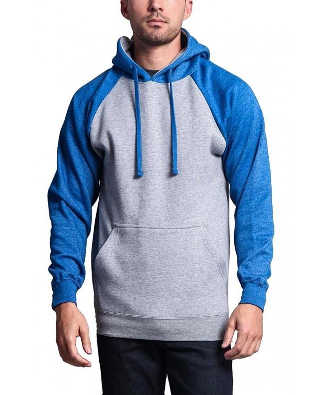 Raglan Sleeve Pullover Hoodie MH13112