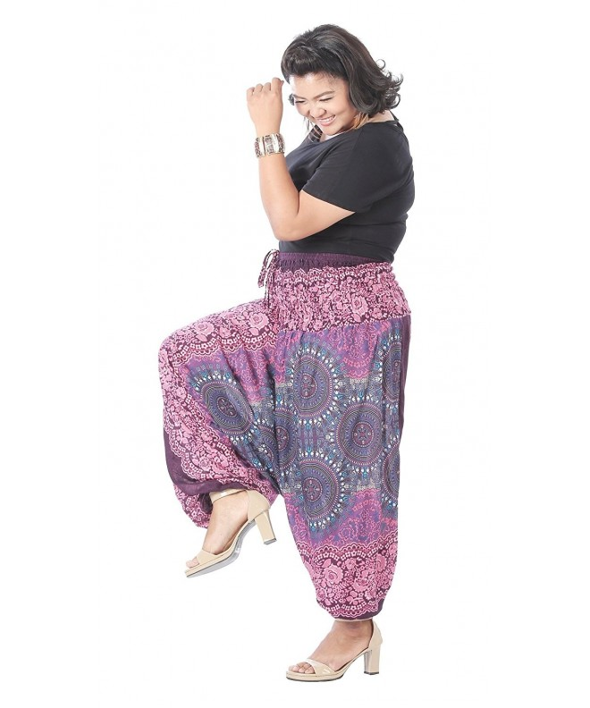 CandyHusky Jumpsuit Aladdin Trident Mandala