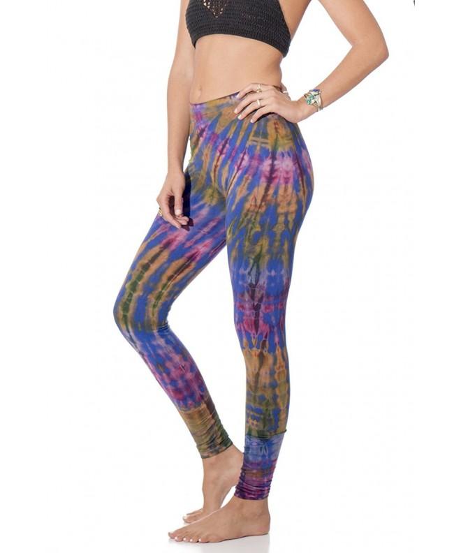 Tori Wear Cotton Spandex Leggings