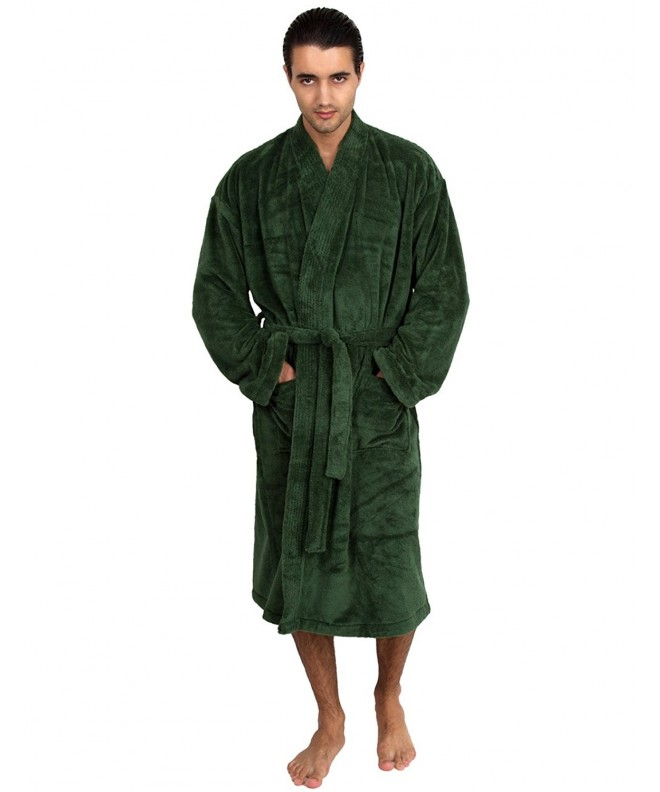 TowelSelections Kimono Bathrobe Fleece X Large