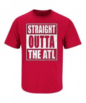 Atlanta Football Fans Straight T Shirt