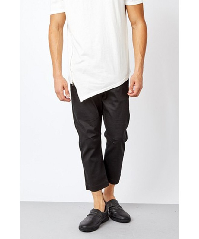 KAYDEN K Water Chinos Pants Black